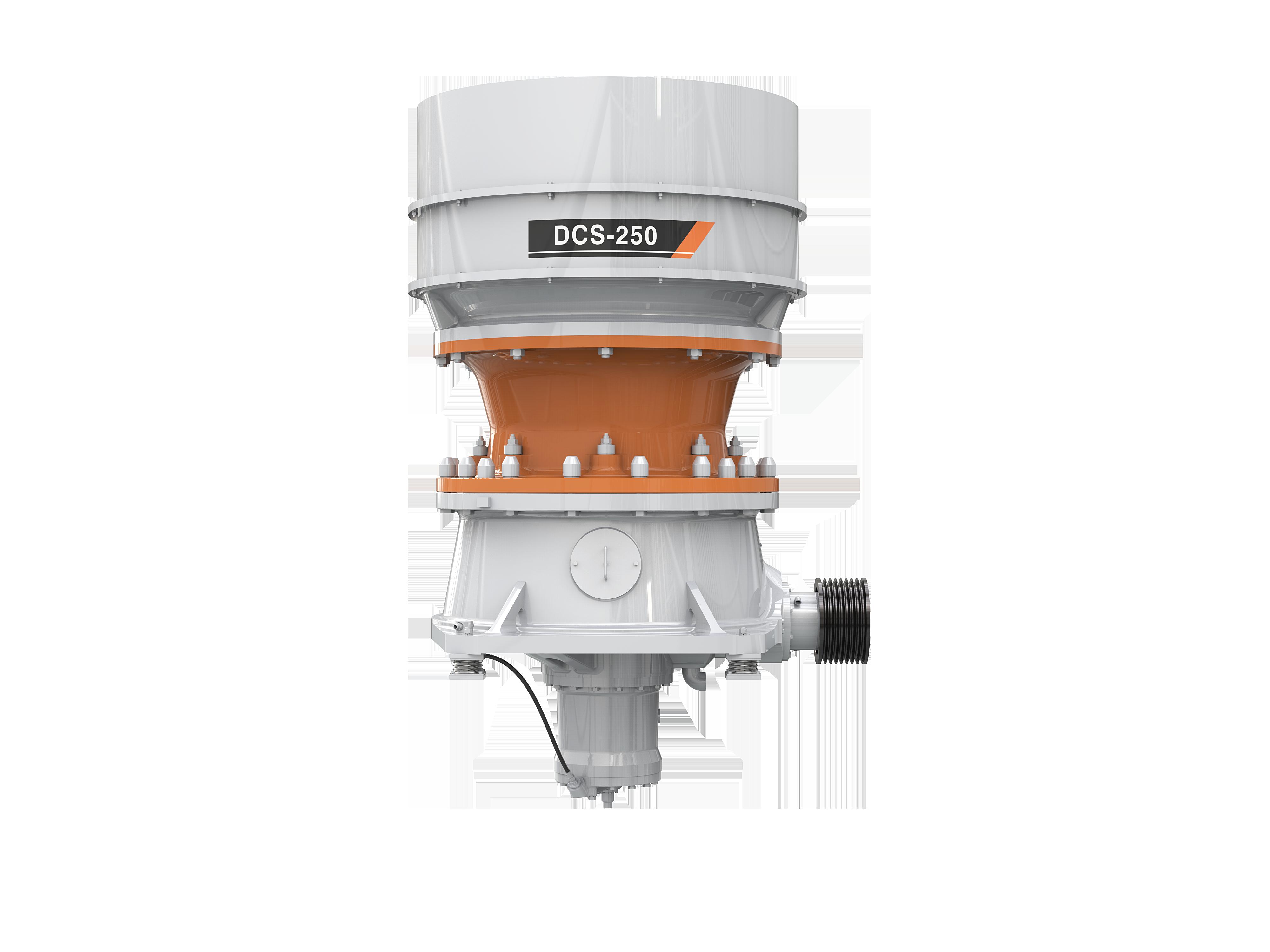 DCS(H)单缸液压圆锥破碎机